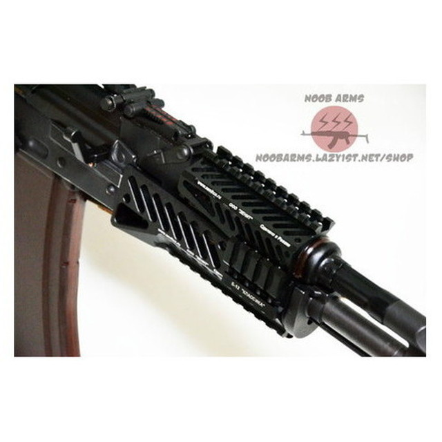 Noobarms to favor AK !!!! / Core Airsoft ZENIT B-12 レプリカ