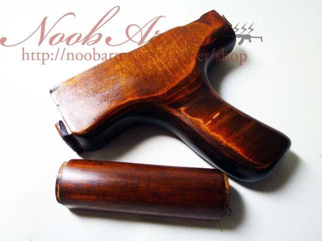 CYMA Romania AIMS ブローバック AK Vintage加工