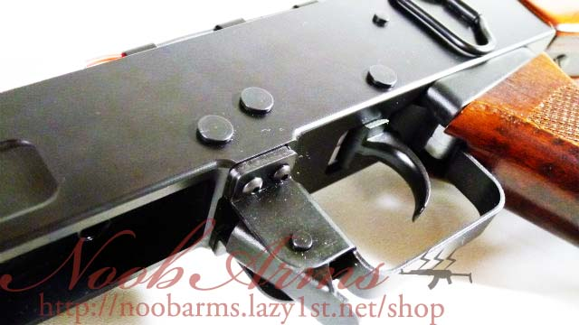 LCT AK47/47S は 限定生産品です!