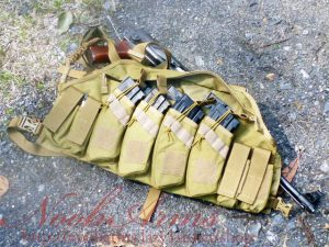AK Attack Chest Rig