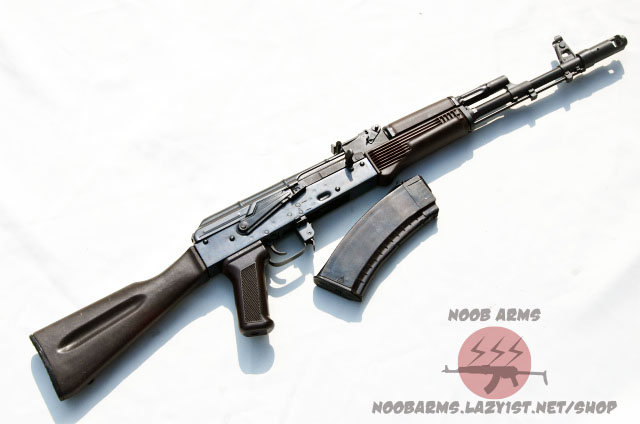 E&L AK74 x リアルパーツ