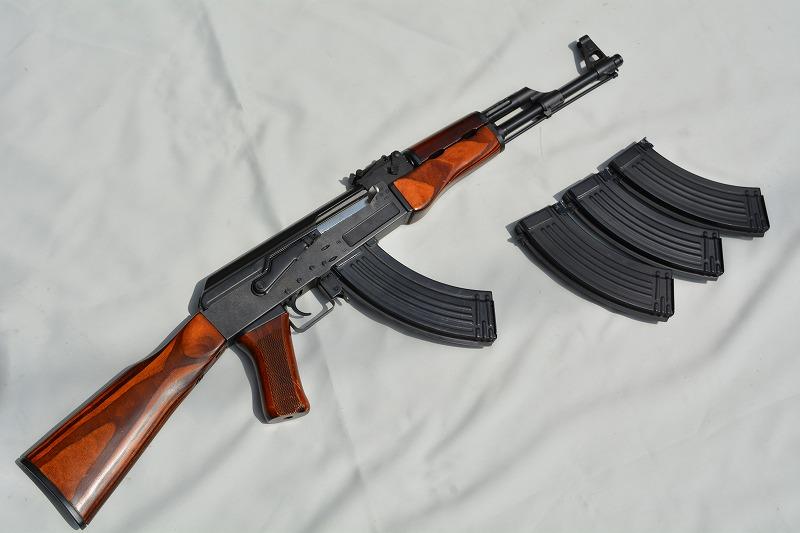 LCT AK47 AEG 1本限り!