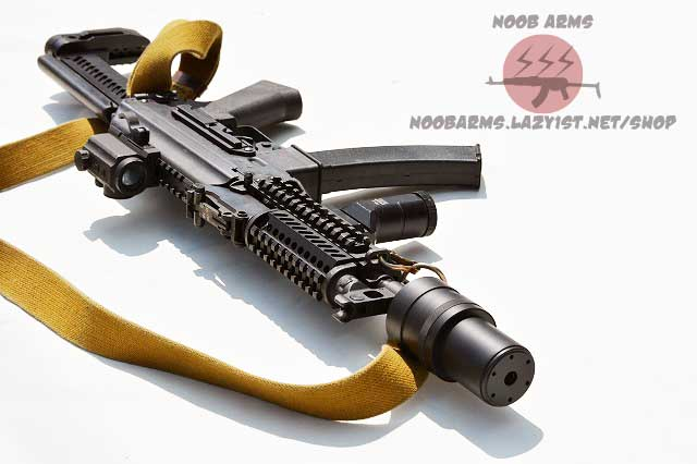 PP19-01 Vityaz用 サイレンサー