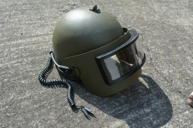 Altyn Helmet Replicaご予約受付開始!&マガジン入りました