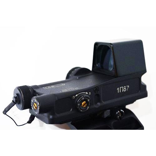 Korund VM/KIRASAセット/DOLG-M2/M3/PK-A AKマウント/Obzor/1P87