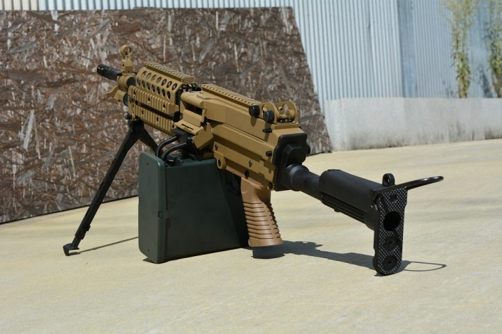 New gen. LMG Light stock for M249/MK46入荷致しました!
