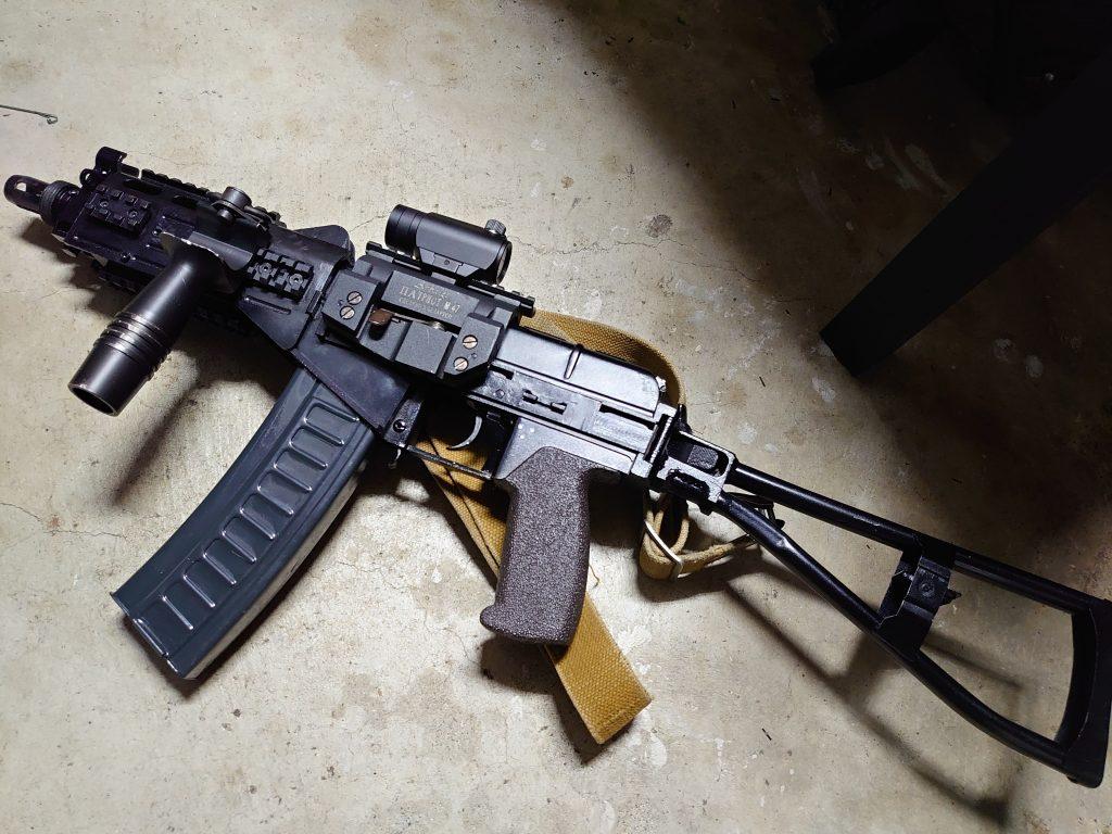 NPO AEG SR-3M Karden