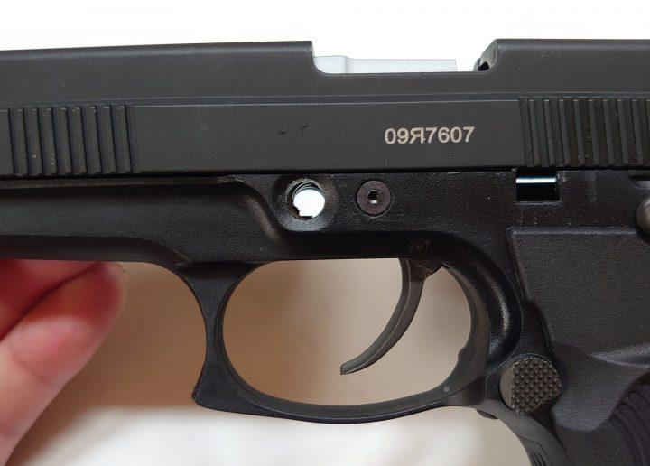 Raptor MP443 スライドの分割結合方法
