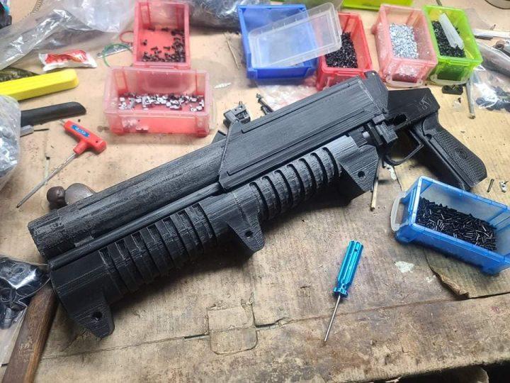 Raptor GM-94
