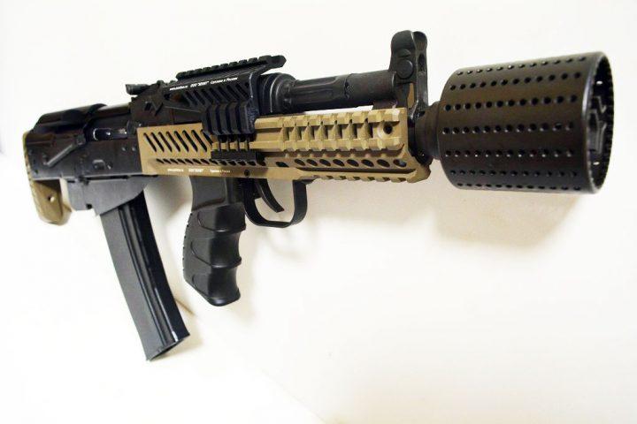 Raptor MP443 TWI bullpup KIT予約分の連絡は完了しております
